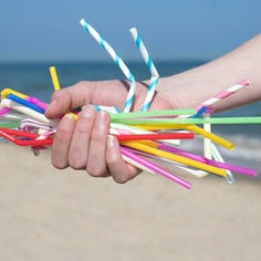 Plastic straws ban is quite a straw man