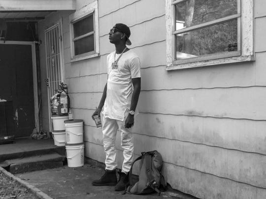 Memphis rapper Young Dolph.