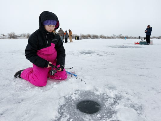 1 Ice Fishing