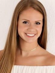 Abigail Green, Indianola High School