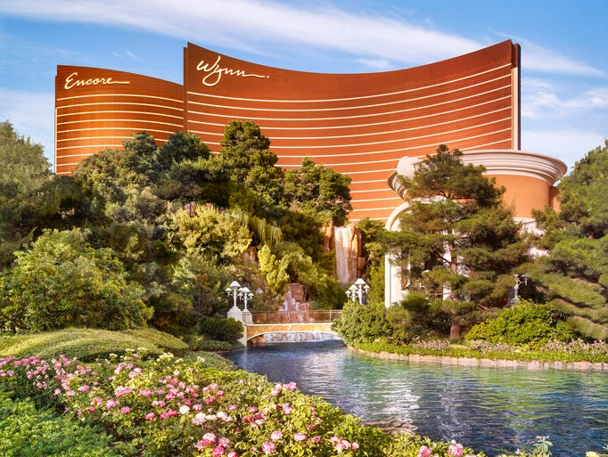 The culinary landscape at the Wynn Las Vegas continues