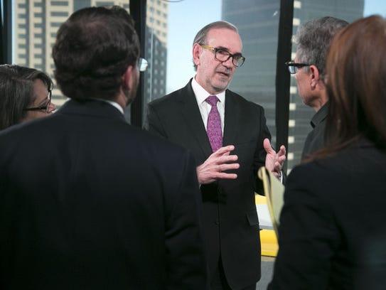 En entrevista con LA VOZ, Carlos Sada, el embajador
