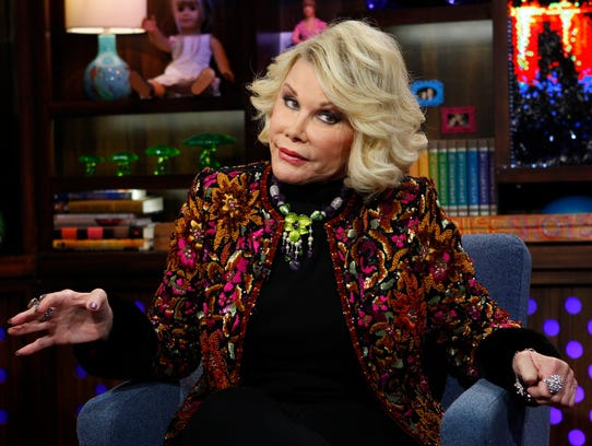 AP People Joan Rivers