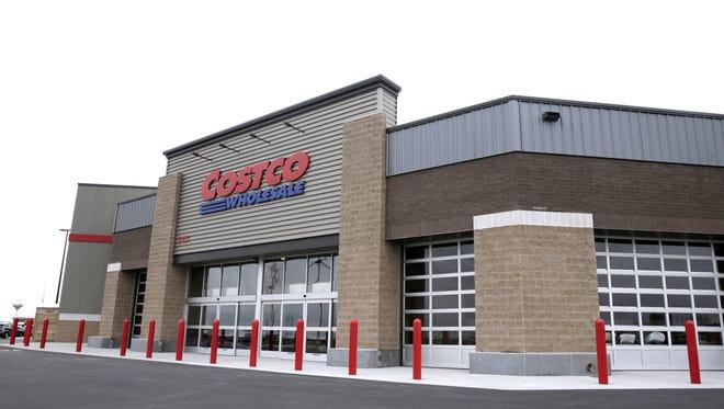 Costco Wholesale opened Nov. 7 in Grand Chute.