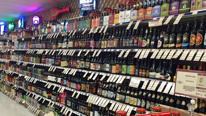Liquor Outlet Wine Cellars in Boonton is 1 Thing We Love about Morris County.
