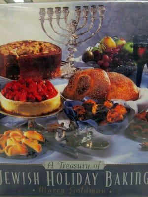 """A Treasury of Jewish Holiday Baking,"" by March Goldman"