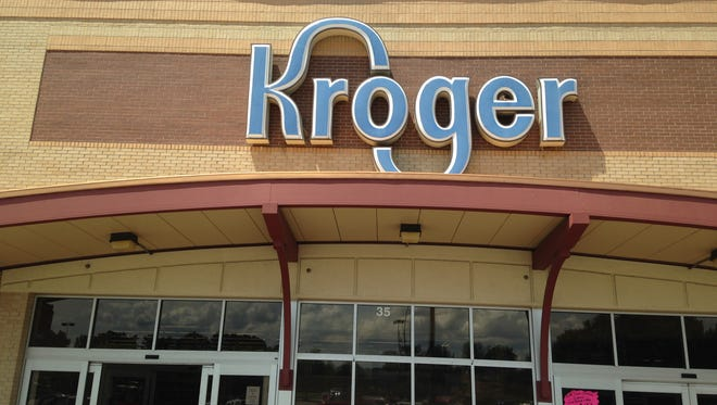 Kroger, 35 W. University Parkway, is expanding from 65,000 square feet to 103,000 square feet.