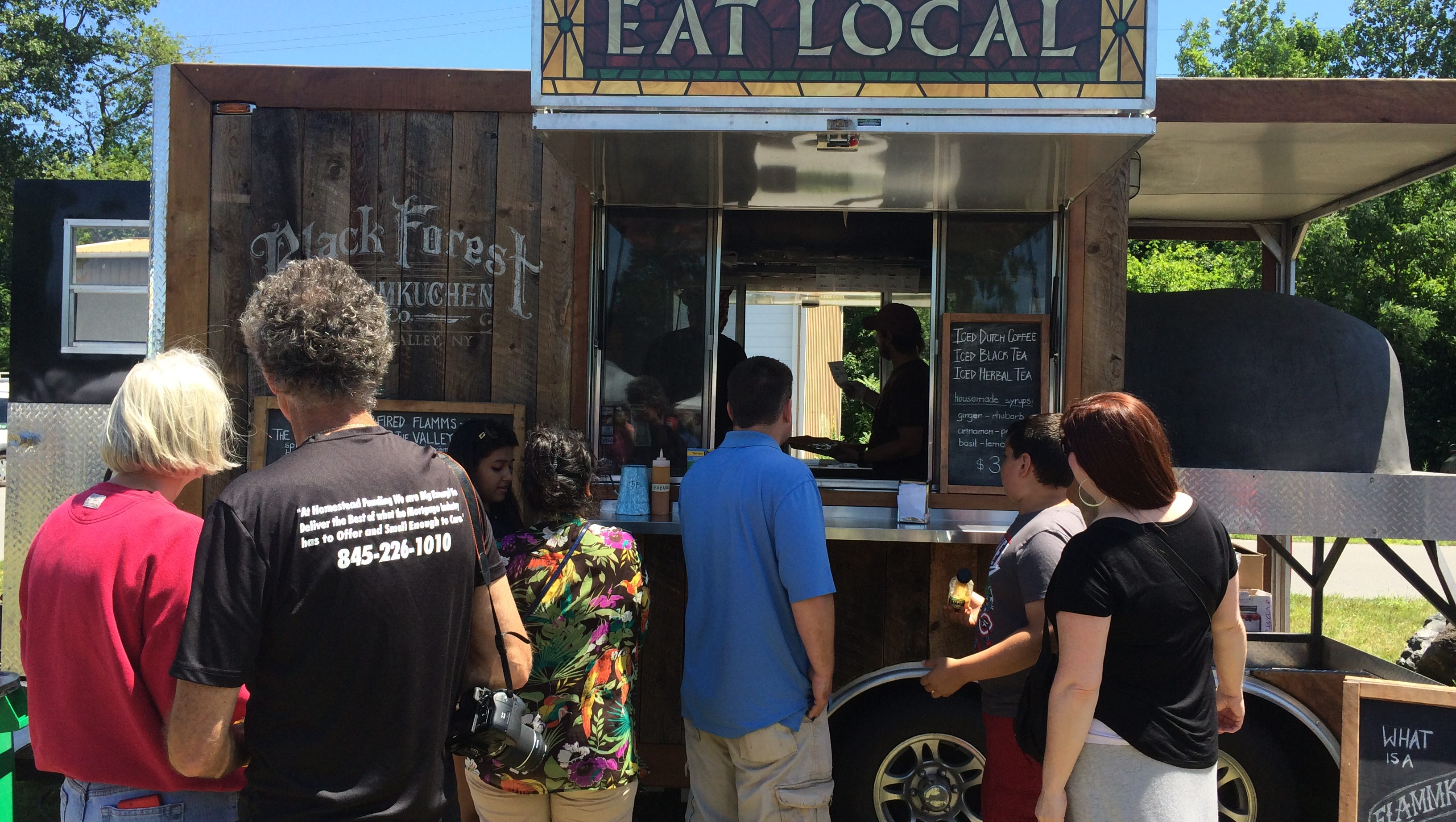 Video Gourmet Food Trucks Roll Into The Mid Hudson