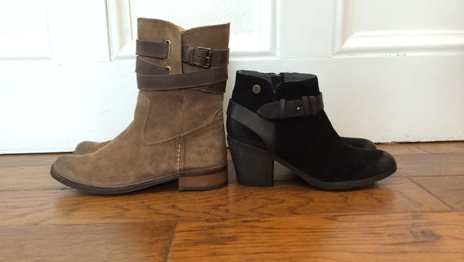 Ankle boots are a must-have for women's clothing this fall.