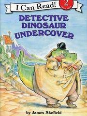 'Detective Dinosaur Undercover' by James Skofield