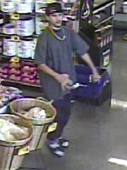 A man was shot in the parking lot of a Phoenix Food City. Silent witness is searching for this man who is believed to have been part of the shooting.