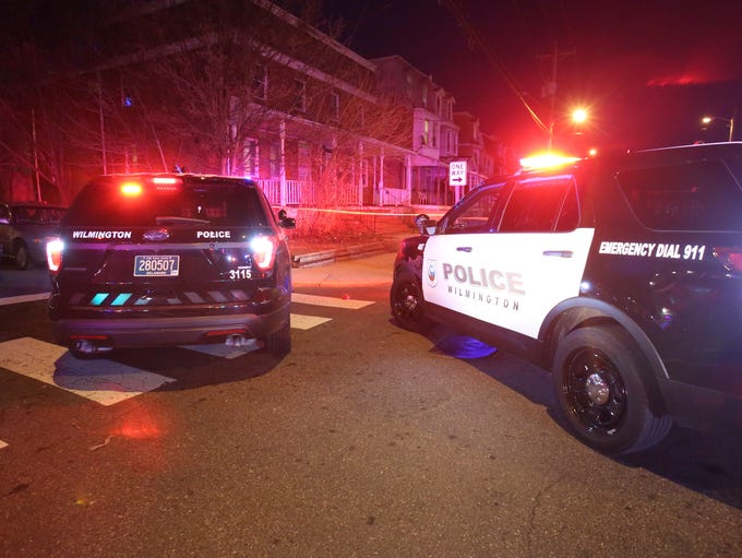 Wilmington police investigate a shooting that left