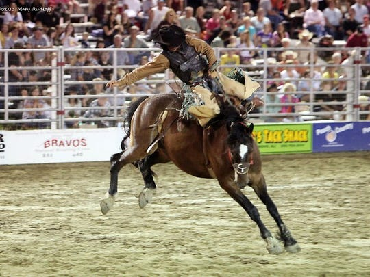 Take in a rodeo or visit the flea market at Cowtown Rodeo.