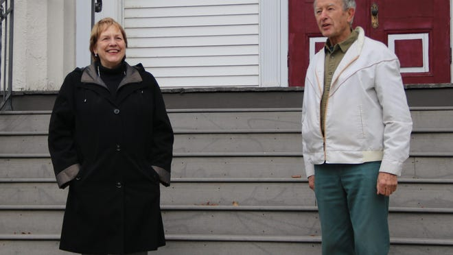 Karen Layland and Jack Austin will guide three Port Jervis churches that have been sharing resources for a year and a half.