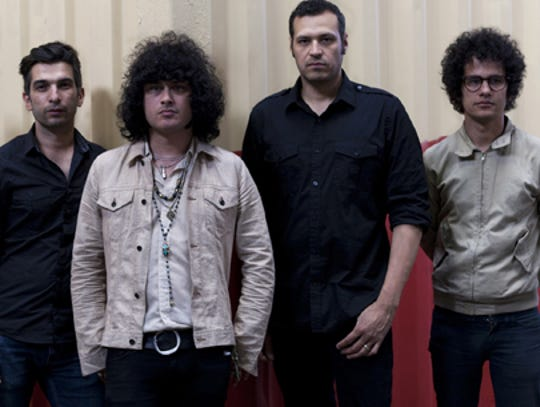 El Paso-born rockers At the Drive-in will headline