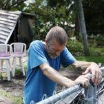Hurricane Irma breaks struggling community