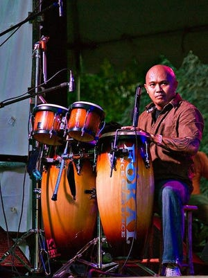Guam Police Department officer Elbert Piolo, 38, was a percussionist with the band Soul Vibes. Piolo died Monday morning following a reported shooting at a Yigo residence. The band will play at a memorial tribute on Sunday. For the first time in years, Piolo will not be present. Submitted by John Leon Guerrero