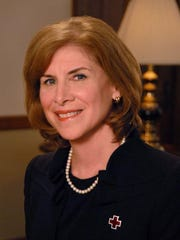 Gail McGovern is president and CEO of the American Red Cross.