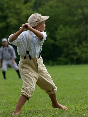 Guests to Wade House's historic base ball match on Sunday, Aug. 20 will be encouraged to join the fun. Guests will get to field, hit and learn how to play base ball by the rules of the 1860s.