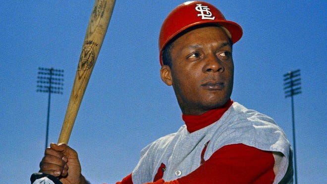 Curt Flood started the modern fight for players rights in baseball.