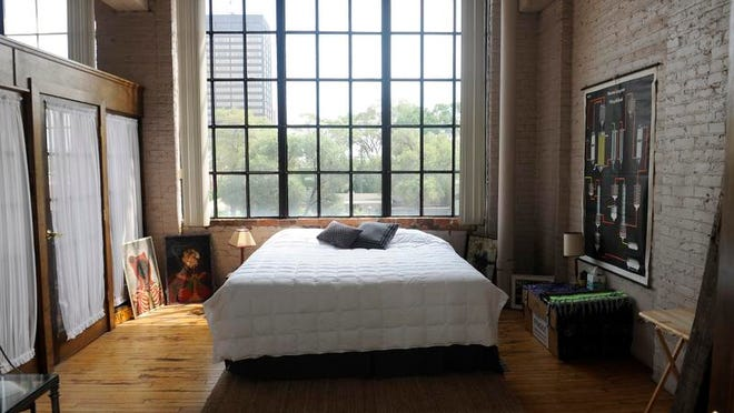 A 6,000-square-foot Corktown loft on Airbnb welcomes visitors to Detroit.