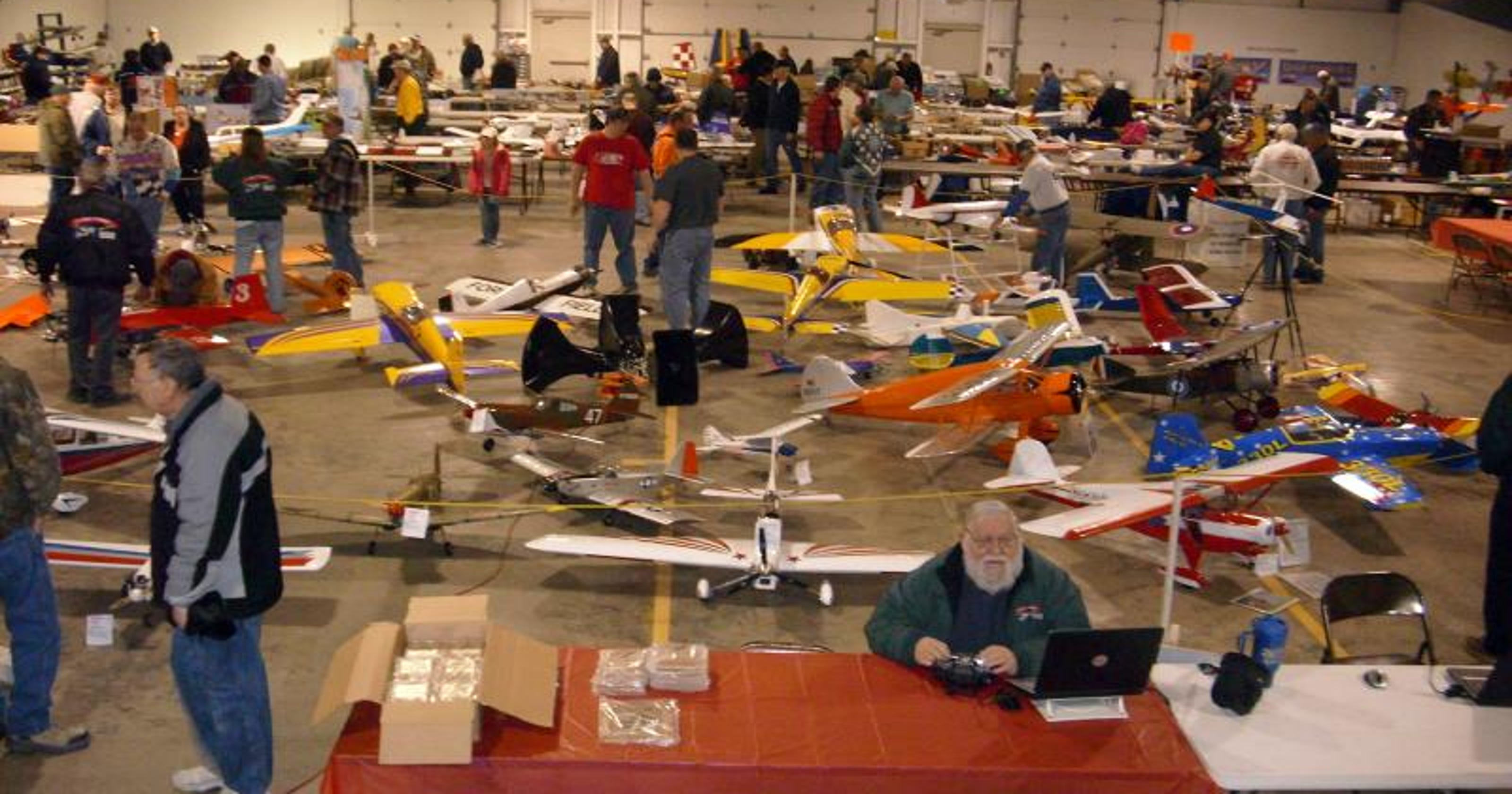 Flying FORKS model and swap event set for Saturday