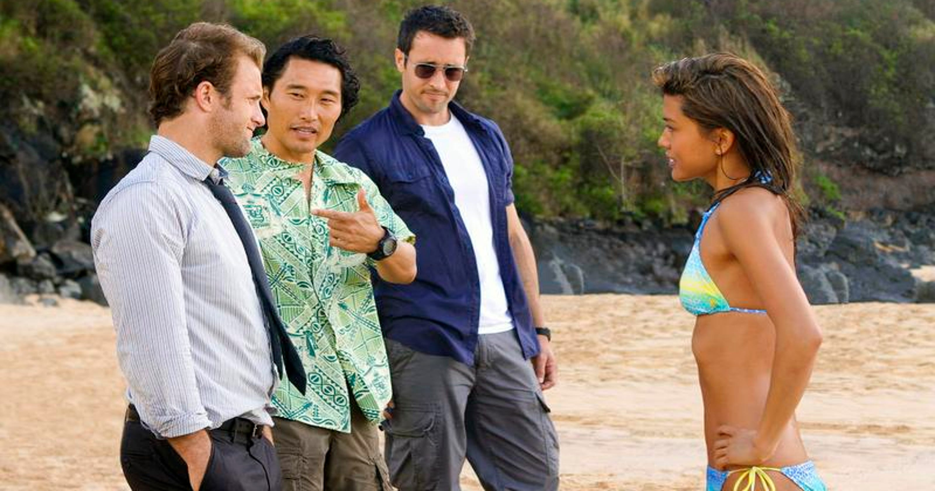guests on hawaii five 0 tonight