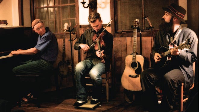 The Chowder Sessions will begin with dinner at 6 p.m. Wednesday with a concert to follow at 7:30 p.m. at Black Lodge Coffee Roasters.