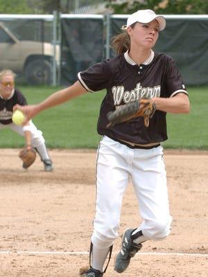 Former Western Michigan softball player Laura Stewart