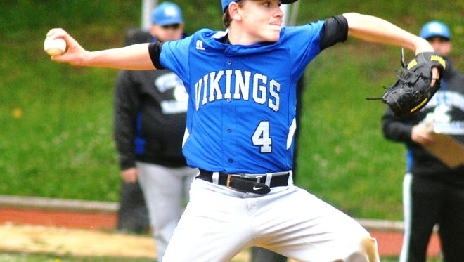North Arlington sophomore Eric McKenna was named to the All-NJIC Meadowlands Division second team.