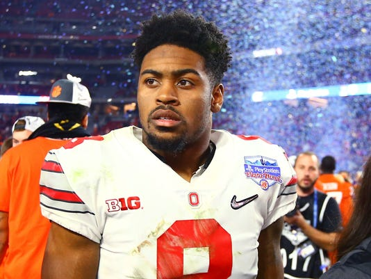 NCAA Football: Fiesta Bowl-Ohio State vs Clemson