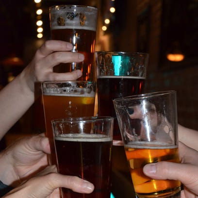 Buckley: A downtown Battle Creek bar crawl with 2 bars, 3 restaurants and 1 grocery store