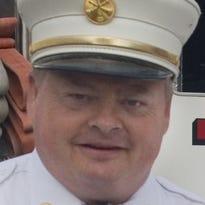 Elmira Fire Chief Patrick Bermingham.