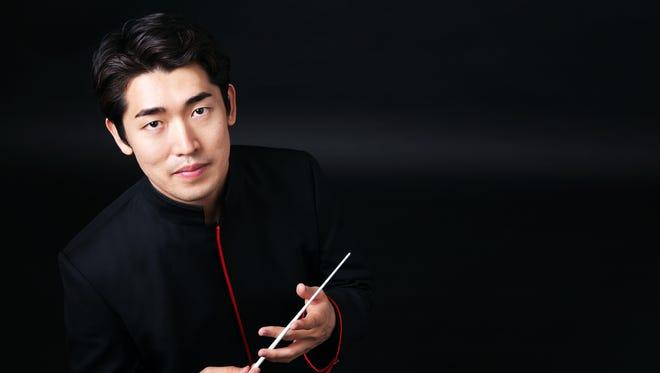 Keitaro Harada, CSO associate conductor