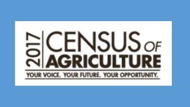 Be sure to fill our your Census of Agriculture.