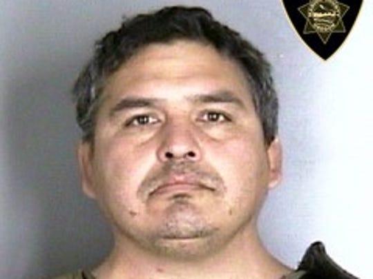 Caldera, Marvin Gene — Charges: Public indecency, assault