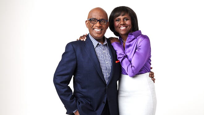 """Al Roker and Deborah Roberts share lessons learned from their 20 years of marriage in the new book """"Been There, Done That: Family Wisdom for Modern Times."""""""