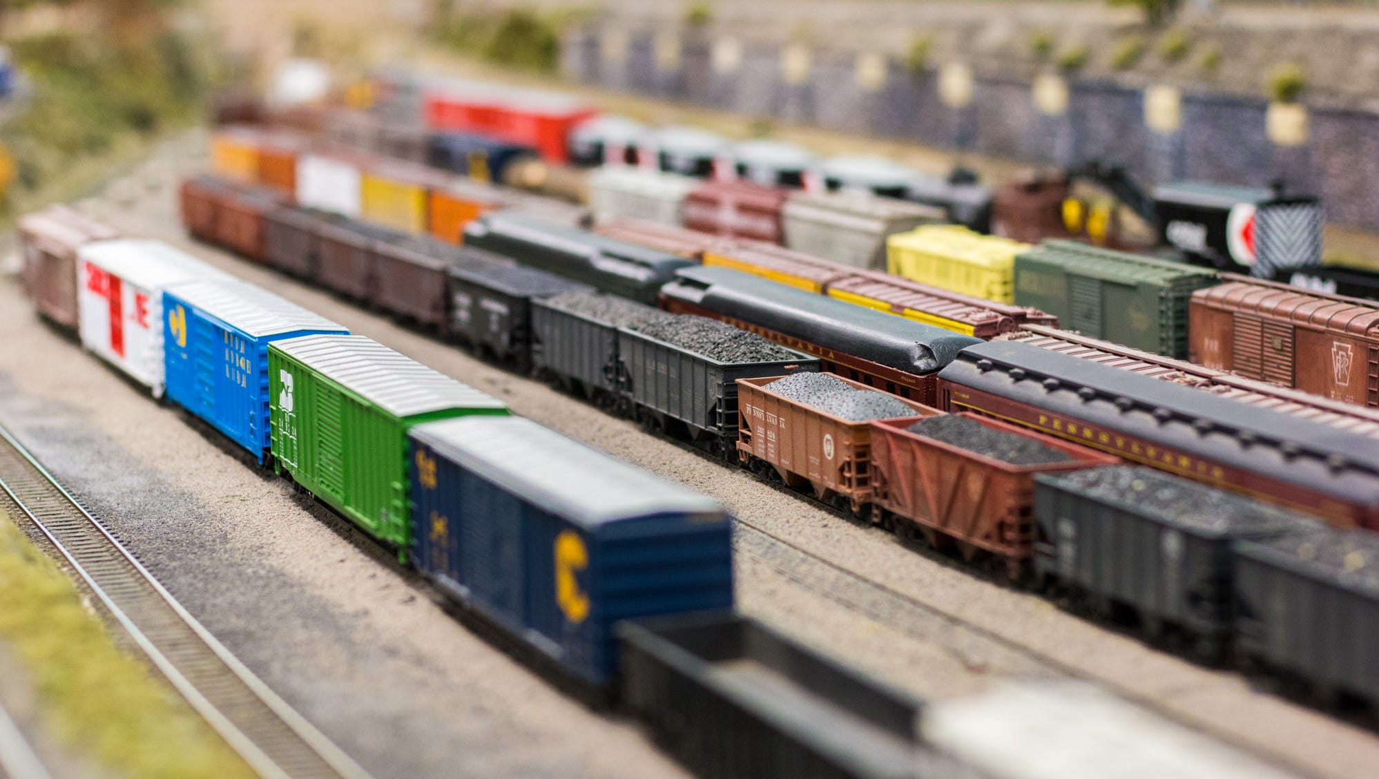 York County Has One Of The Oldest Model Railroads In America