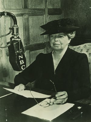 First Lady Eleanor Roosevelt was an advocate for better housing during the 1930s.