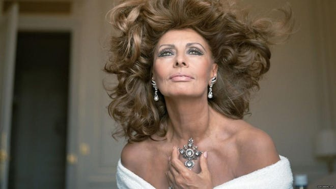 Famed Italian actress Sophia Loren comes to the Palladium on March 22 to speak about her life and career.