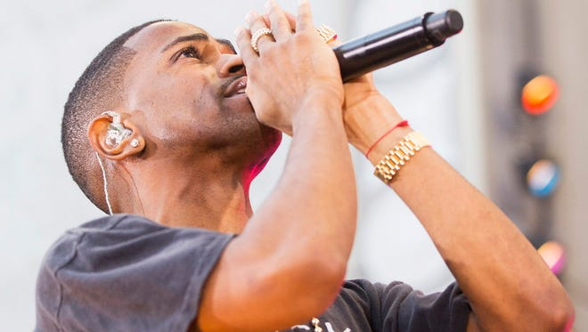 Big Sean plays the American Family Insurance Amphitheater July 8.