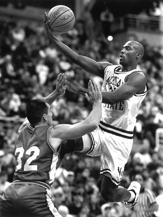 MSU's top 50 basketball players: No. 5 Shawn Respert