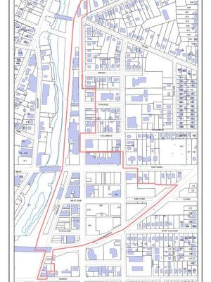 Proposed Kent DORA boundaries