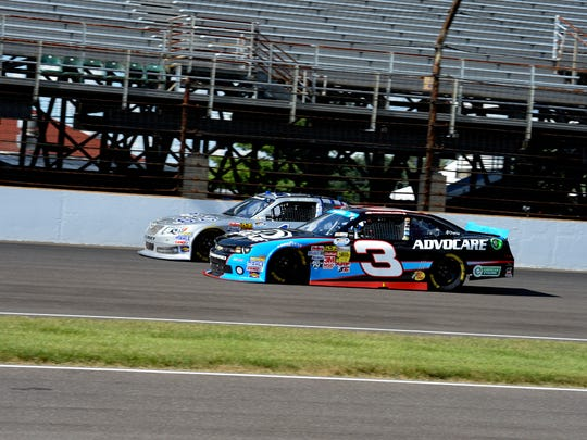 NASCAR Nationwide Series Lilly Diabetes 250