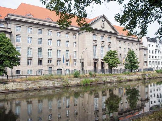 AP Germany US Spying