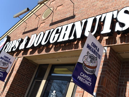 Cops and Doughnuts Capital Precinct will open May 8th,