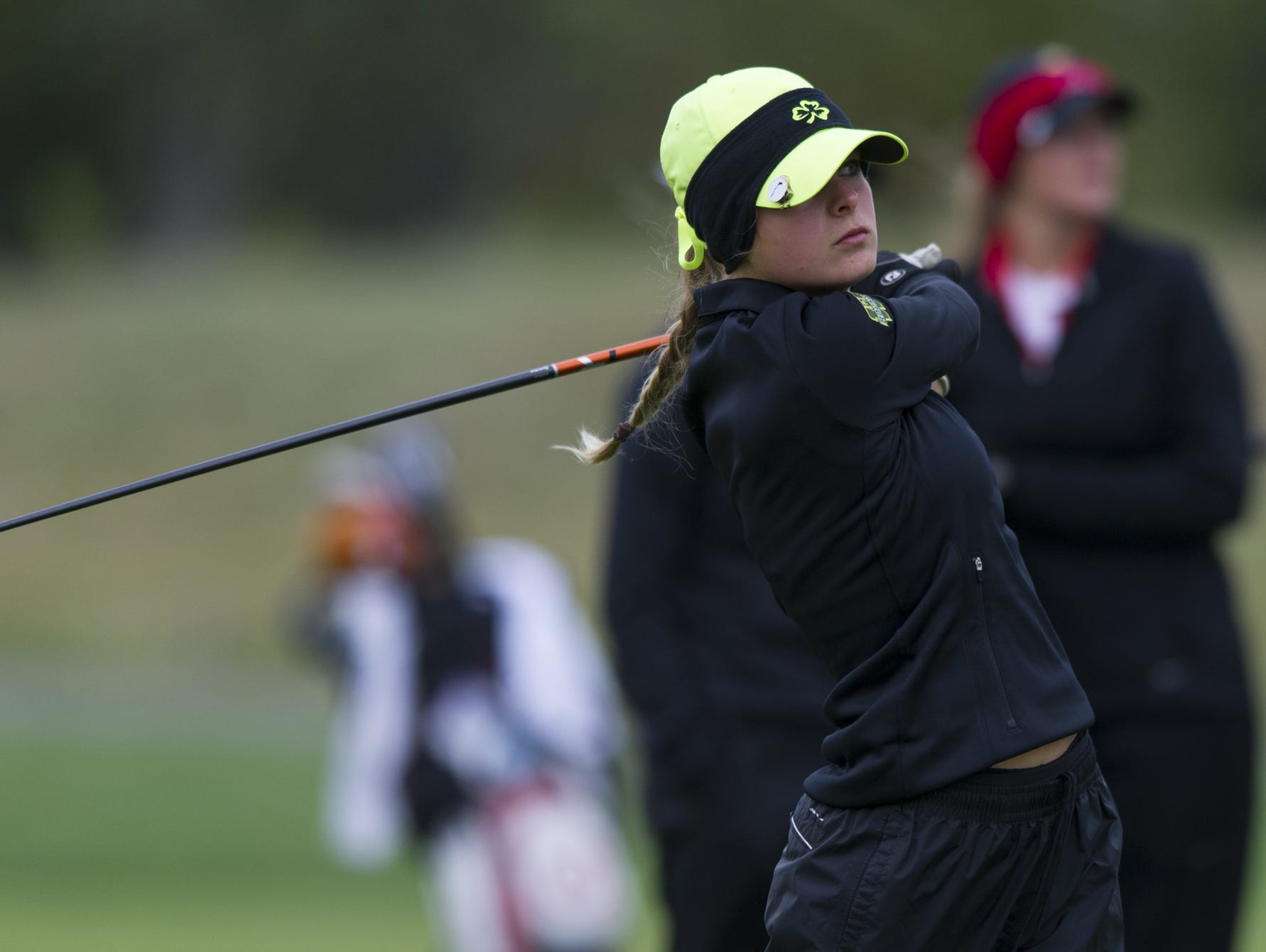 Westfield and Margaret Wentz (shown here) hope to win their third straight sectional.