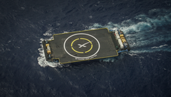 SpaceX's Of Course I Still Love You drone ship, which