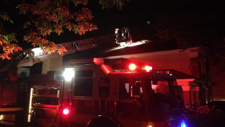 Beaverton hotel fire