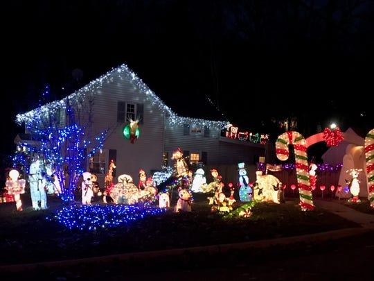 Dawn DeBois's home.